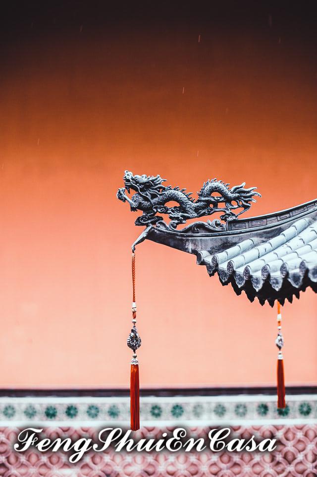 dragon en el feng shui