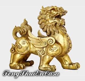 Pixiu feng shui significado