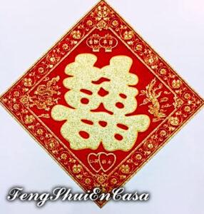 simbolo potenciar amor feng shui